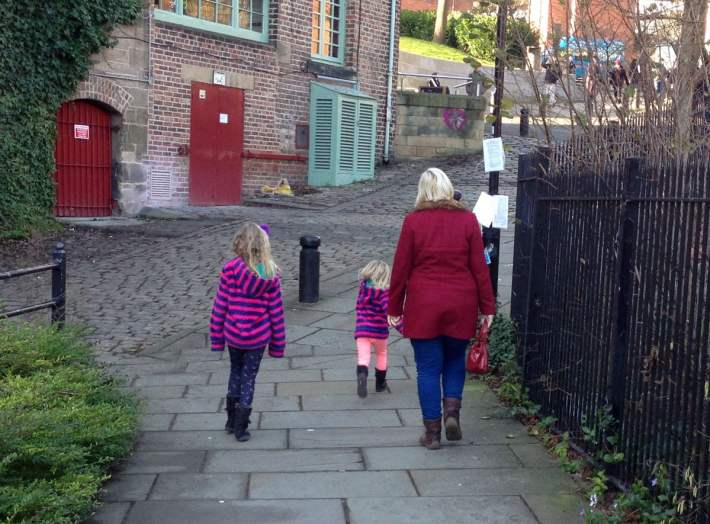 Seven Stories from the Ouseburn