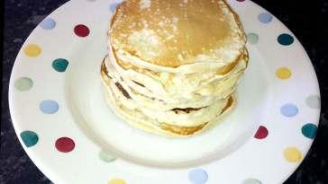 Ultimate American Pancakes