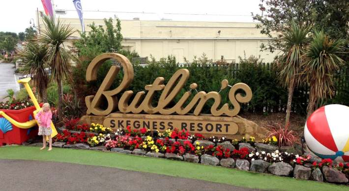 Butlin's Skegness 2016