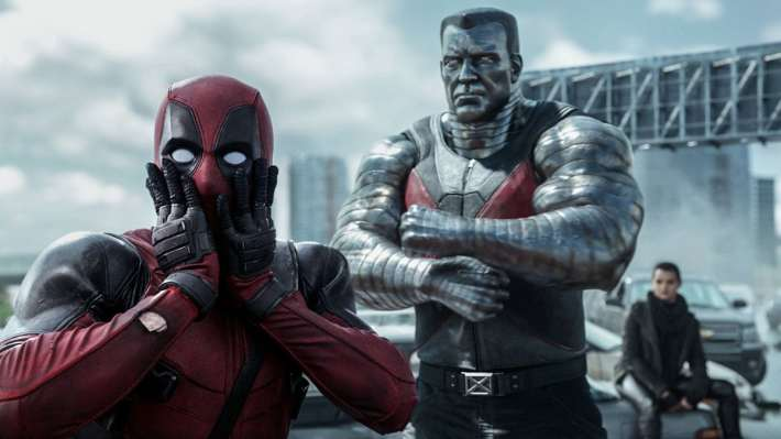 Deadpool Vue Cinema