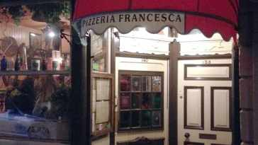 PIzzeria Francesca Jesmond