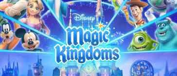 Disney Magic Kingdoms App