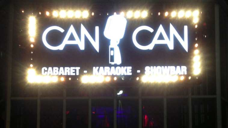 Can Can Karaoke Bar South Shields