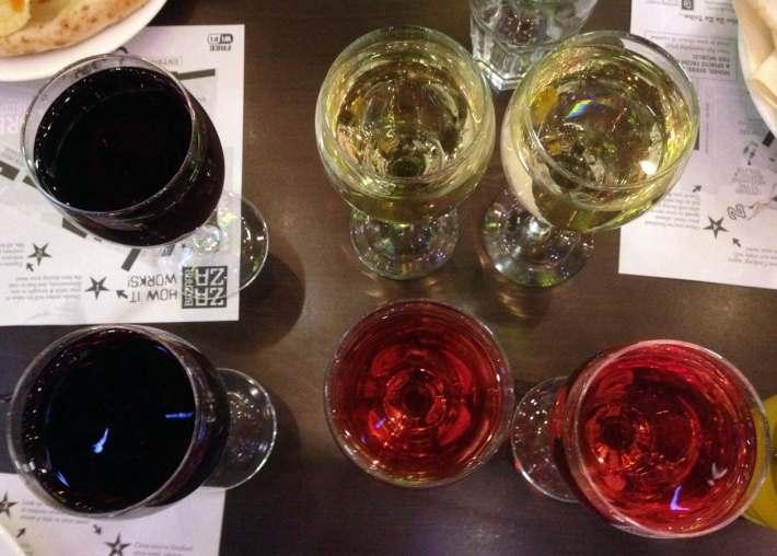 Za Za Bazaar Wine