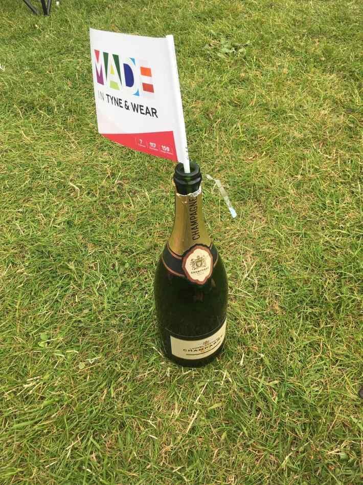 Cat's Champagne