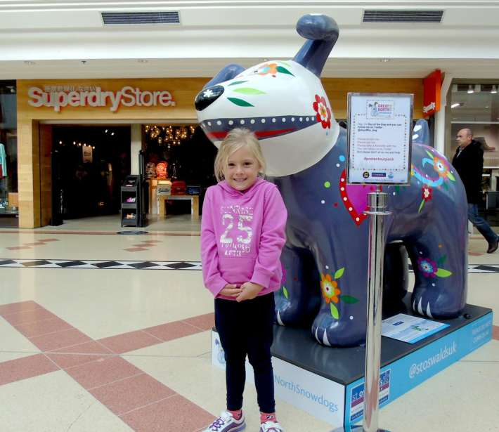Great North Snowdogs - Day of the Dog