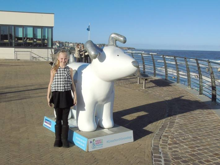 Great North Snowdogs - Sparky
