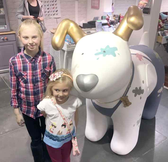 Great North Snowdogs - Splodge