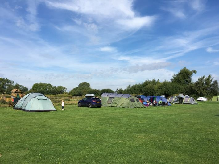 Camping in Boroughbridge