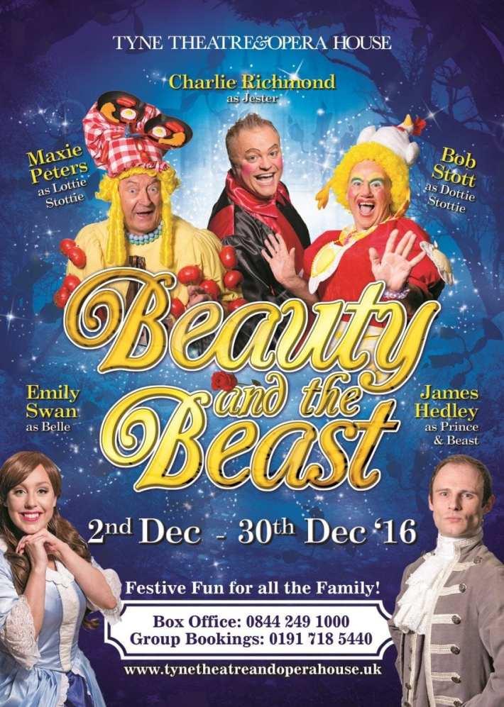 Beauty and the Beast - Tyne Theatre & opera House