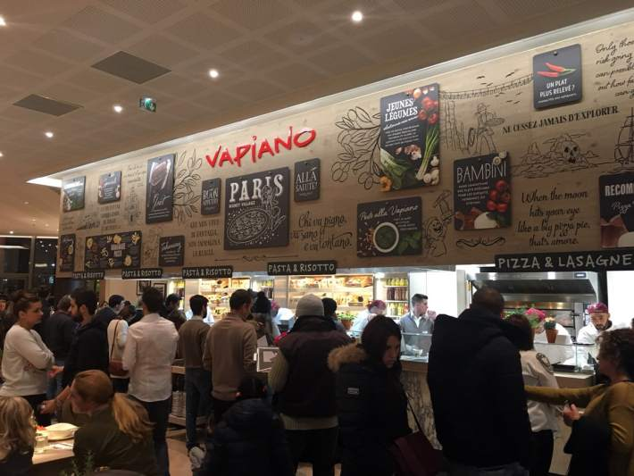 Vapiano Disney Secrets