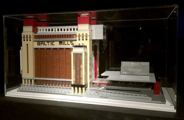 Lego Baltic Art Gallery