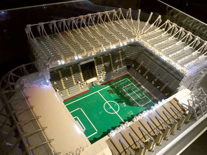 Lego St James' Park