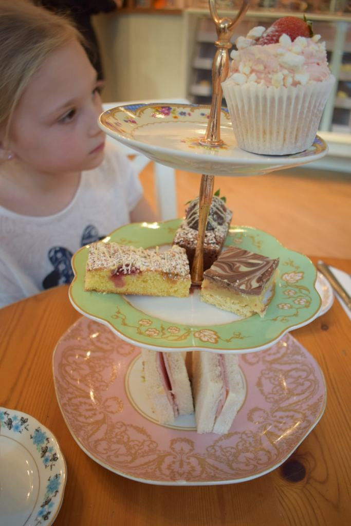 Great British Cupcakery Childs Afternoon Tea