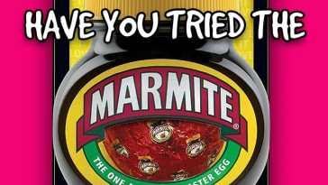 Marmite Easter Egg