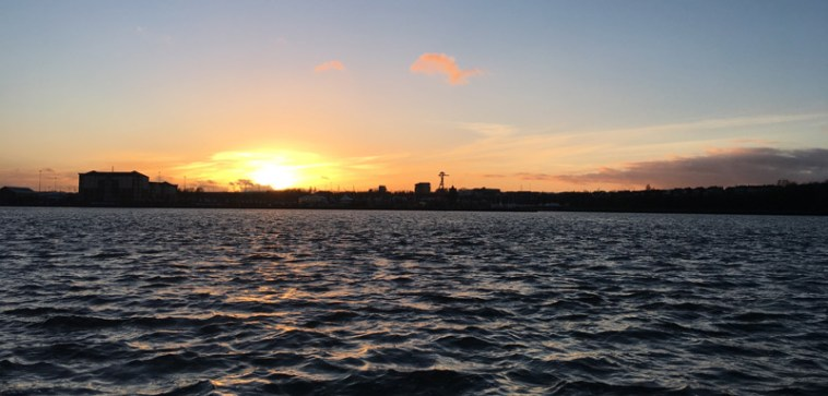 North Shields Sunset