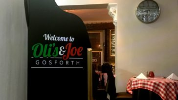 Oli's and Joe Gosforth High Street