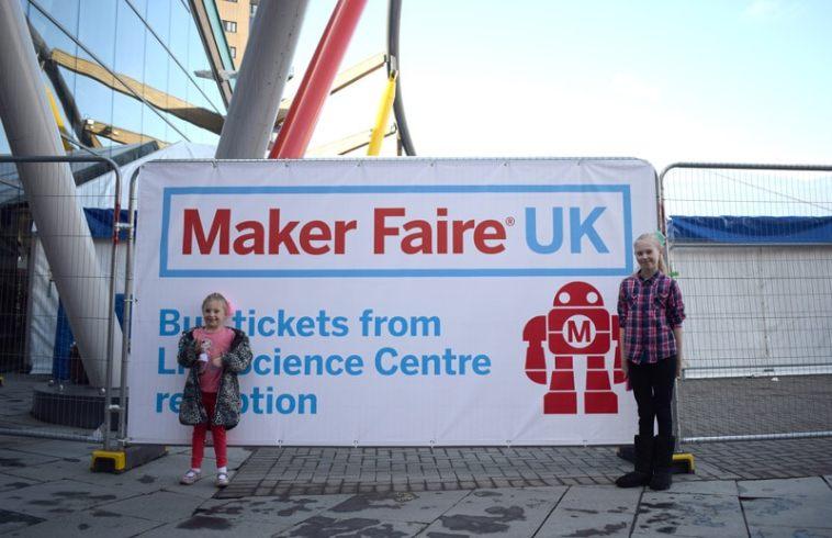 Maker Faire UK Newcastle
