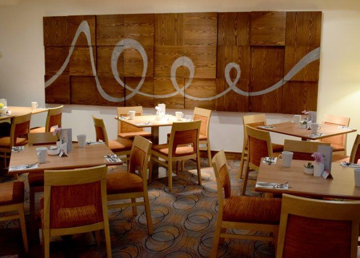 Drayton Manor Hotel Restaurant