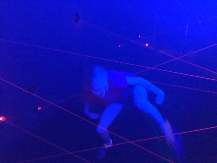 Laser Maze South Shields