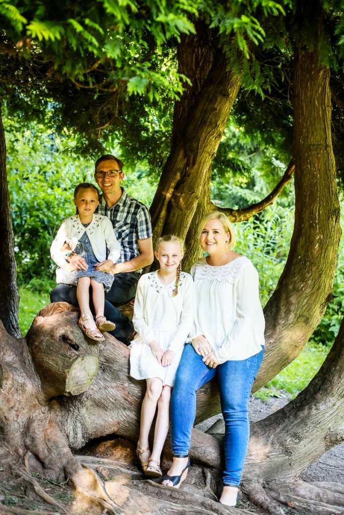 The Hoopers Family Photo Shoot with Mandy Charlton