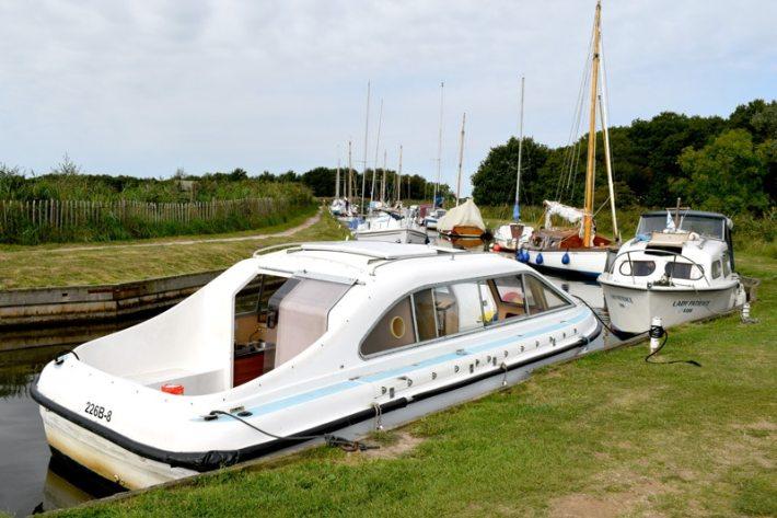 Norfolk Broads for Beginners