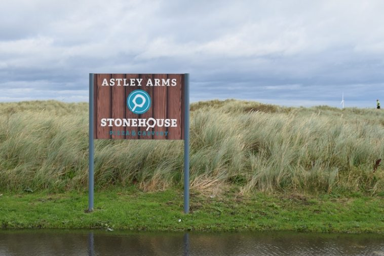 Astley Arms Seaton Sluice