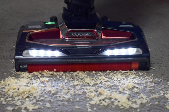Shark Vacuum Cleaner Lights