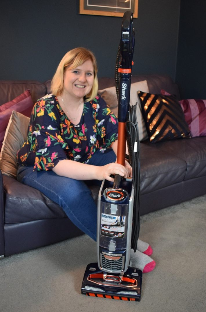 Shark Upright Cleaner Review