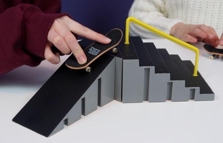 Tech Deck Tricks