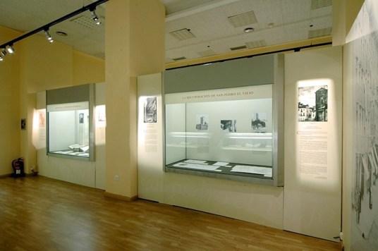 Sala de Exposiciones del Archivo