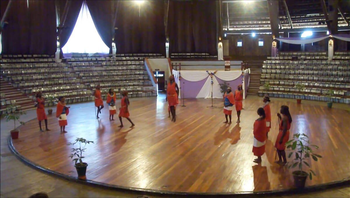 Cultural Dances at Bomas of Kenya