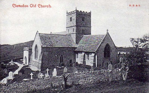 Old Church ghosts