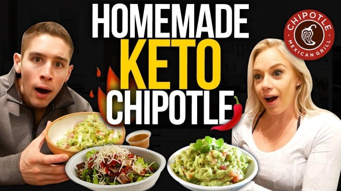 Homemade Keto Chipotle