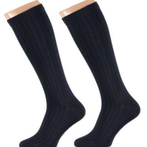 Apollo Heren Medische Compressie sokken Navy 3-pack-35/38