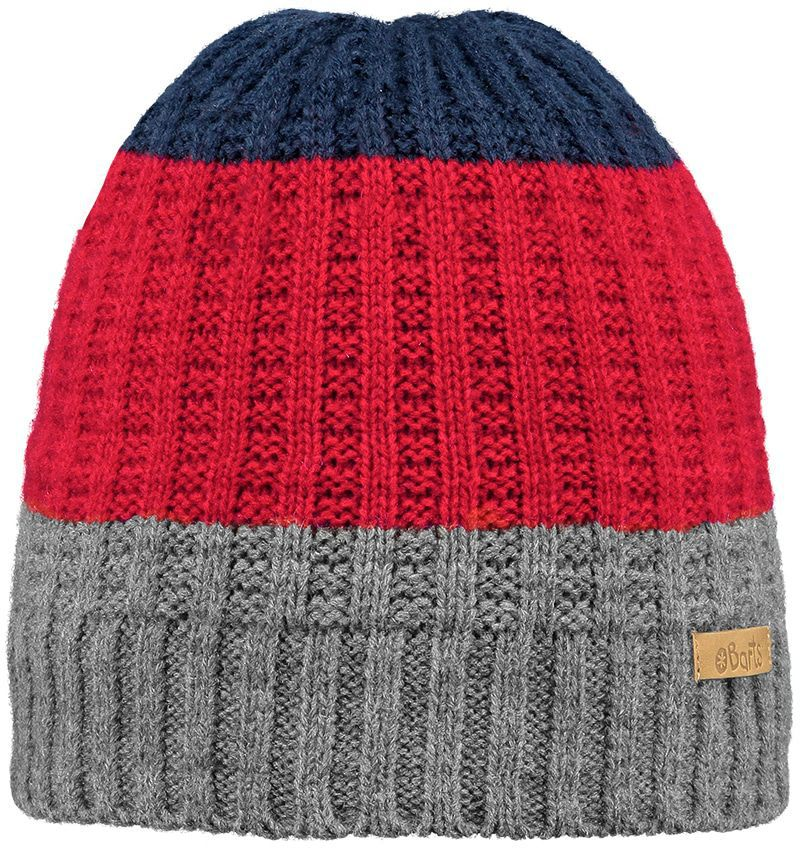 Barts Lewis Beanie Red Size 53
