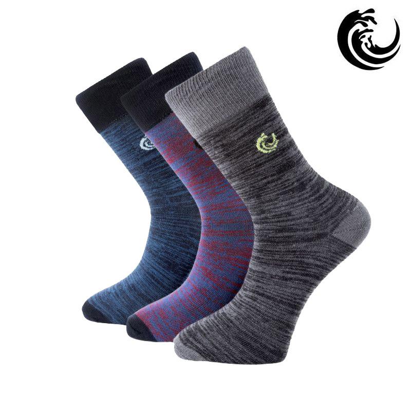 Vinnie-G 3-pack heren sokken hoog-35-38