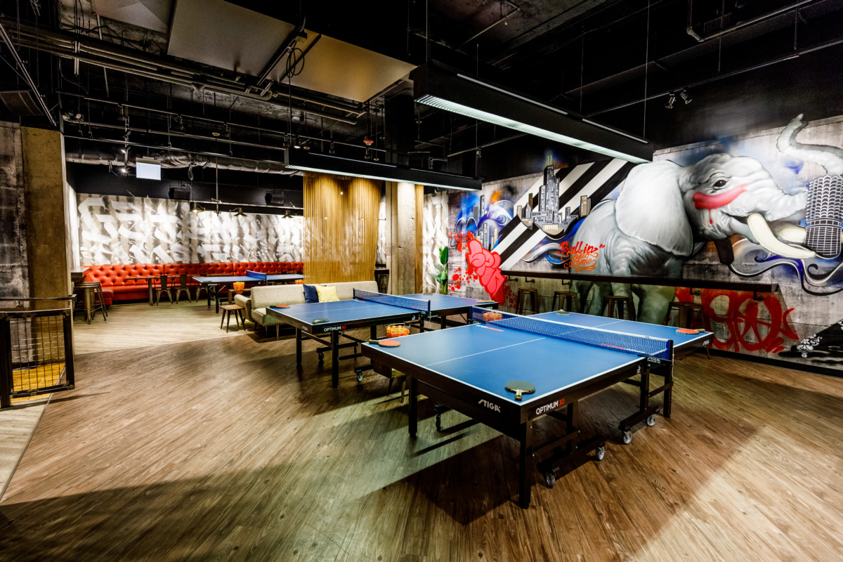 SPIN Chicago Group Outings Amp Private Party Space Heres