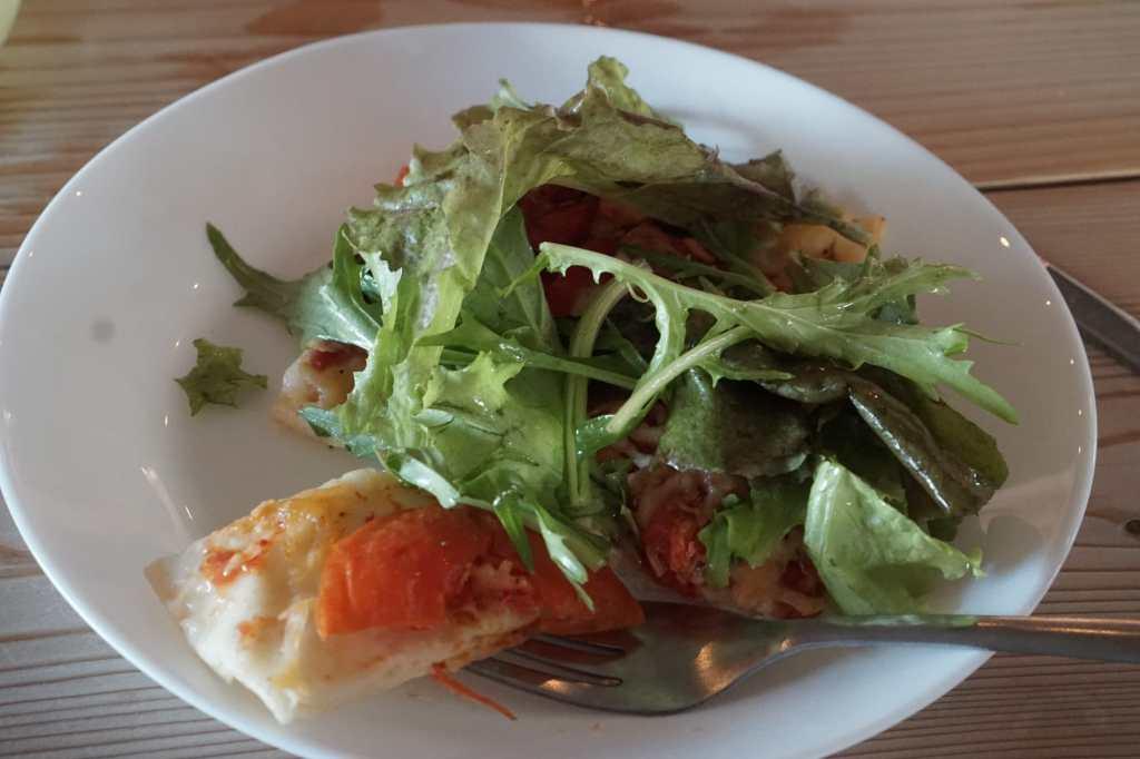 Slow Food Salad
