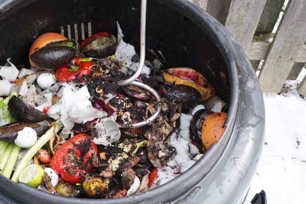 Composting with Compost Crank