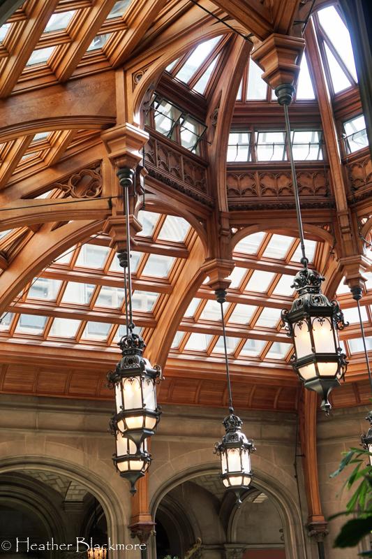 Biltmore atrium