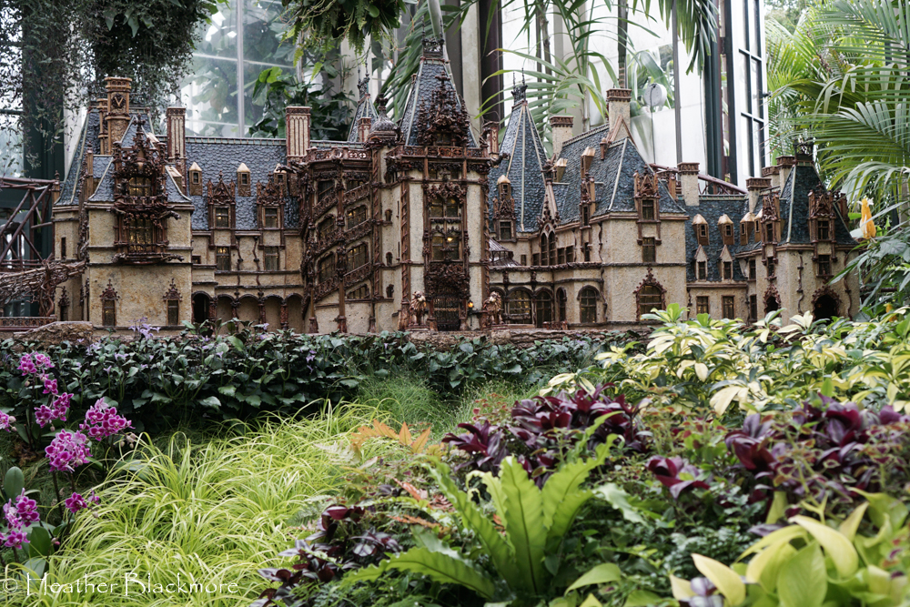 Biltmore miniature replica