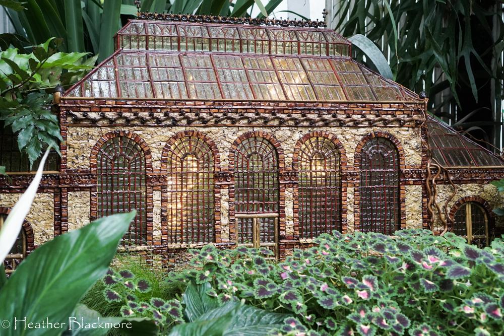 Conservatory replica