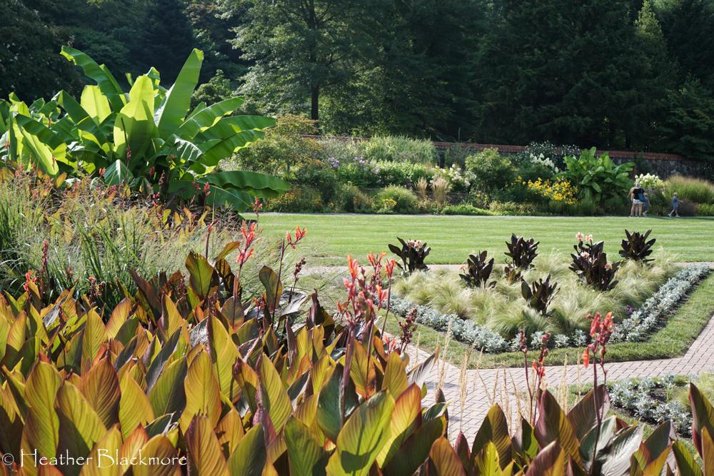 Biltmore Walled Garden