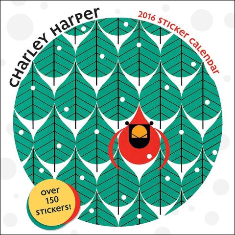 charley harper calendars