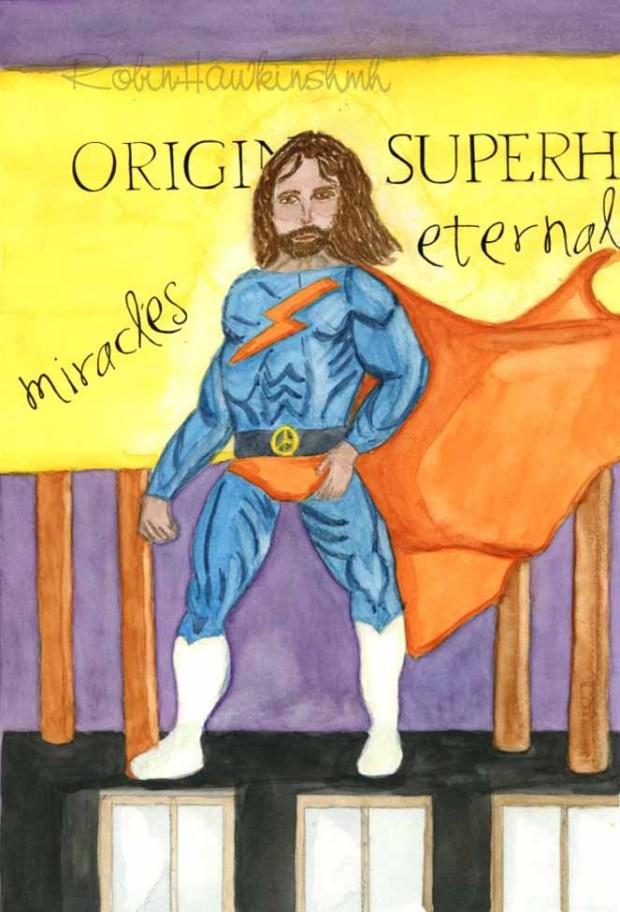Super Hero Jesus