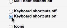Gmail keyboard shortcuts setting Gmail tip: 12 gotta know Gmail keyboard shortcuts