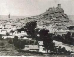 Villa de Biar, principios siglo XX