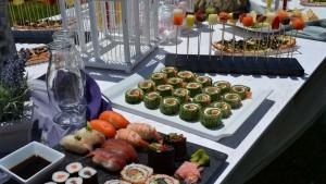 Gastronomía para bodas