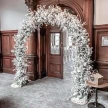 Door Arch from Limelight Wedding Emporium